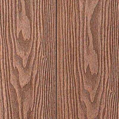 Hnedé kompozitné podlahy