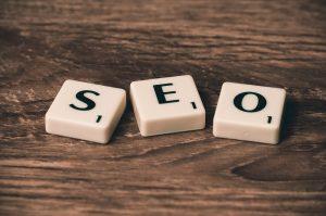 optimalizácia pre vyhľadávače na malý web