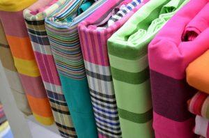 Posteľné plachty z bavlny