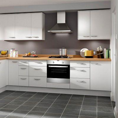 Malé kuchyně s obývákem