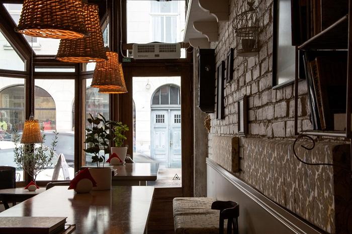Otevření restaurace s dobrým plánem
